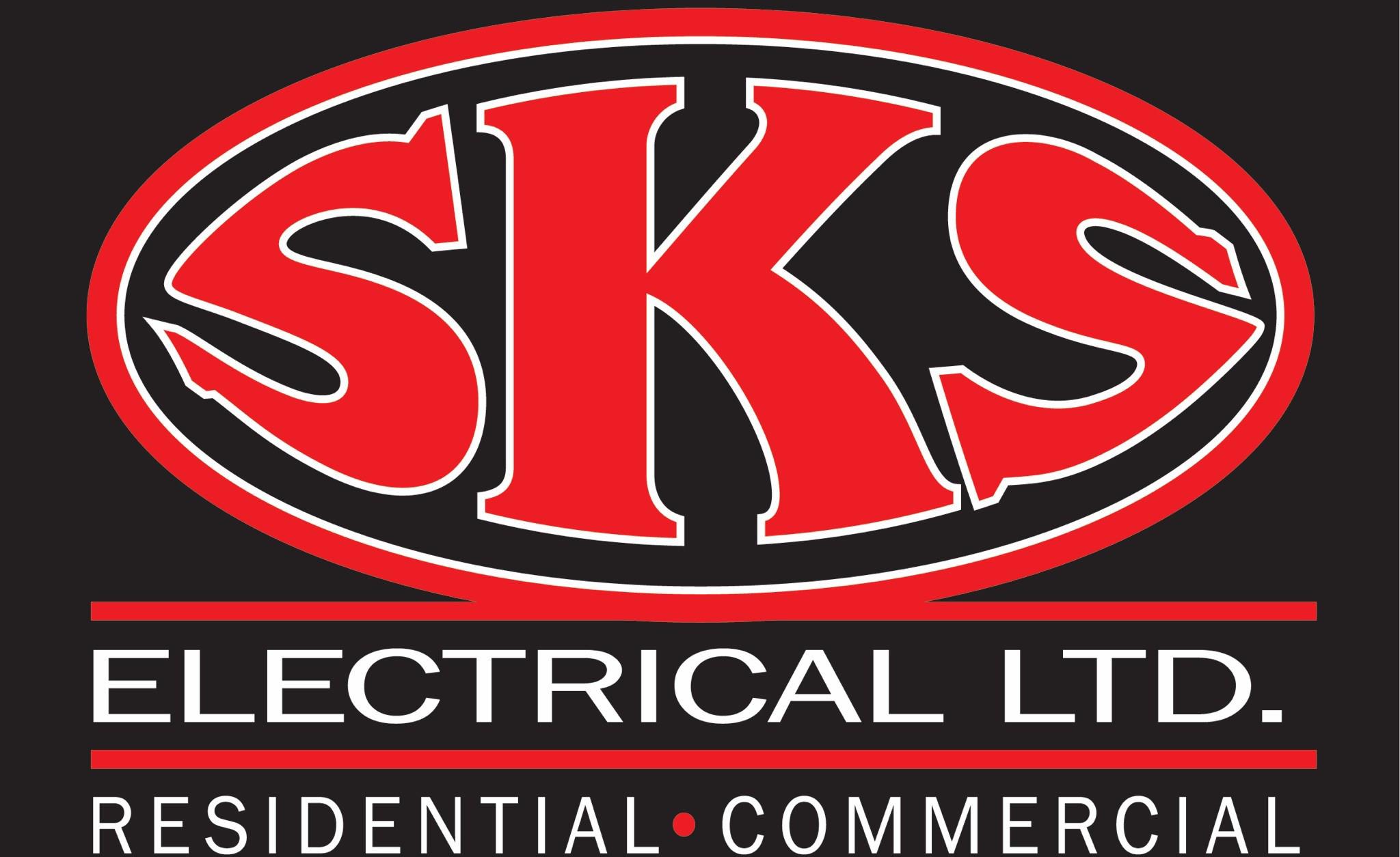 SKS Electrical Ltd Logo